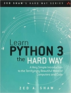 Book Learn Python 3 the Hard Way: A Very Simple Introduction to the Terrifyingly Beautiful World of Computers and Code free