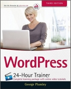 WordPress 24-Hour Trainer, 3rd Edition