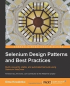 Book Selenium Design Patterns and Best Practices free