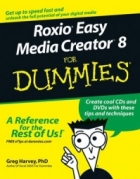 Book Roxio Easy Media Creator 8 For Dummies free