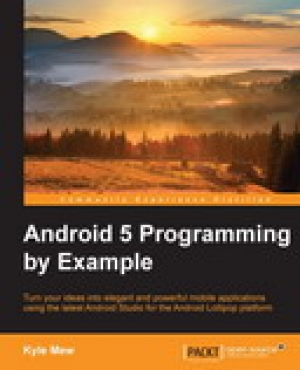 Download Android 5 Programming by Example free book as pdf format
