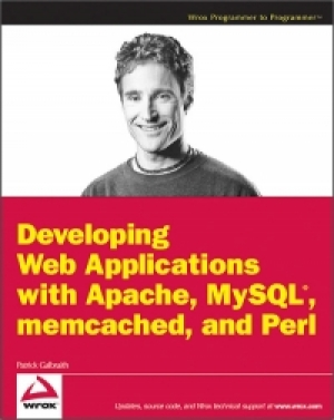 Download Developing Web Applications with Apache, MySQL, memcached, and Perl free book as pdf format