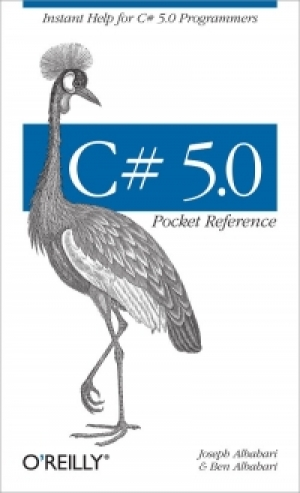 Download C# 5.0 Pocket Reference free book as pdf format