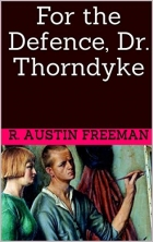 Book For The Defence: Dr. Thorndyke free