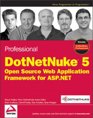 Download Professional DotNetNuke 5 free book as pdf format