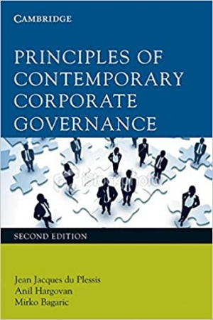 Download Principles of Contemporary Corporate Governance free book as pdf format