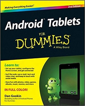 Download Android Tablets For Dummies (For Dummies Series) free book as pdf format