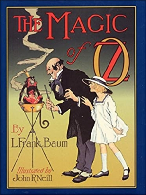 Download The Magic of Oz free book as pdf format