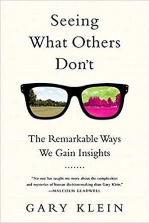 Download Seeing What Others Don't: The Remarkable Ways We Gain Insights free book as epub format