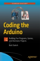 Book Coding the Arduino free