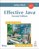 Book Effective Java, 2nd Edition free