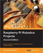 Book Raspberry Pi Robotics Projects - Second Edition free