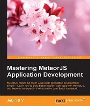 Download Mastering MeteorJS Application Development free book as pdf format