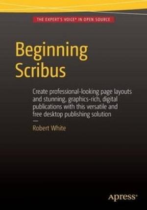 Download Beginning Scribus free book as pdf format