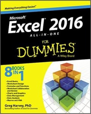 Download Excel 2016 All-in-One For Dummies free book as pdf format