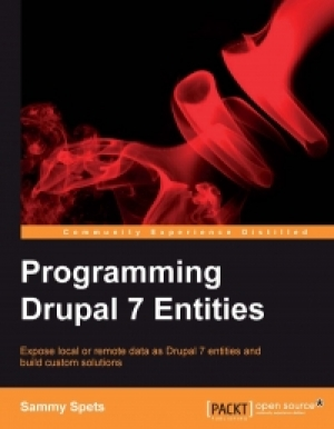 Download Programming Drupal 7 Entities free book as pdf format