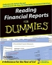 Book Reading Financial Reports For Dummies free