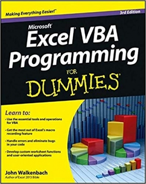 Download Excel VBA Programming For Dummies free book as pdf format