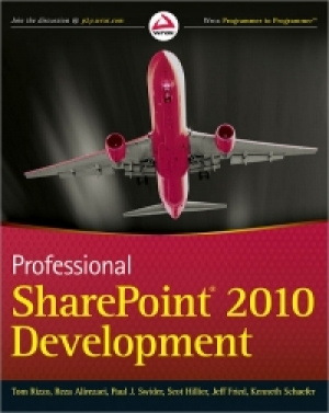 Download Professional SharePoint 2010 Development free book as pdf format