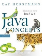 Book Java Concepts for Java 5 and 6, 5th Edition free