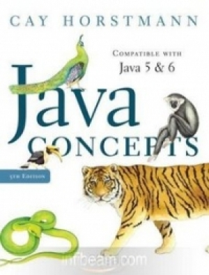 Download Java Concepts for Java 5 and 6, 5th Edition free book as pdf format