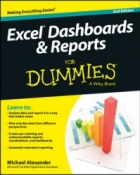 Book Excel Dashboards and Reports For Dummies, 2nd Edition free