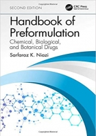 Book Handbook of Preformulation: Chemical, Biological, and Botanical Drugs, Second Edition free