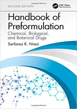 Download Handbook of Preformulation: Chemical, Biological, and Botanical Drugs, Second Edition free book as pdf format