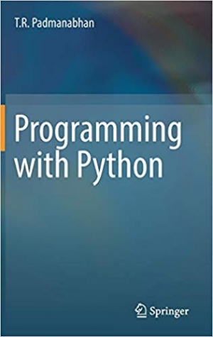 Download Programming with Python free book as pdf format