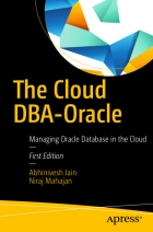 Book The Cloud DBA-Oracle free