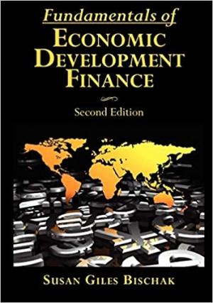 Download Fundamentals of Economic Development Finance, Second Edition free book as epub format
