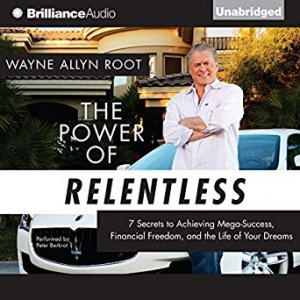 Download The Power of Relentless: 7 Secrets to Achieving Mega-Success, Financial Freedom, and the Life of Your Dreams free book as epub format