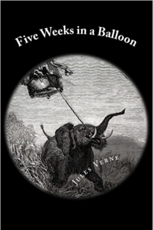 Download Five Weeks in a Balloon free book as epub format