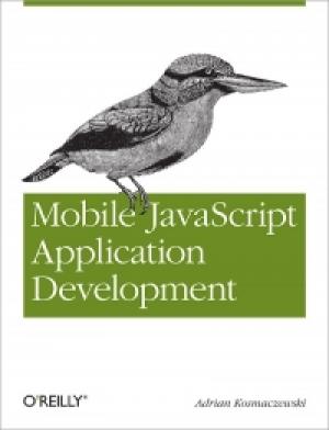 Download Mobile JavaScript Application Development free book as pdf format