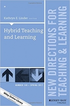 Book Hybrid Teaching and Learning: New Directions for Teaching and Learning free