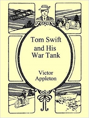 Download Tom Swift and His War Tank free book as epub format