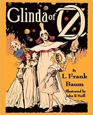 Download Glinda of Oz free book as pdf format