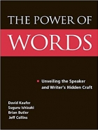 Book The Power of Words: Unveiling the Speaker and Writer's Hidden Craft free