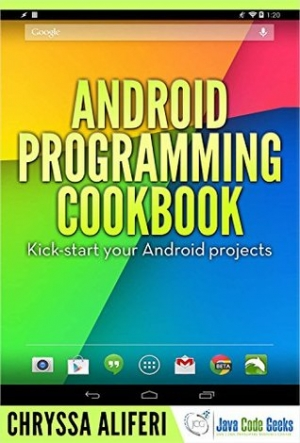Download Android Programming Cookbook free book as pdf format