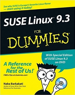 Download SUSE Linux 9.3 For Dummies free book as pdf format