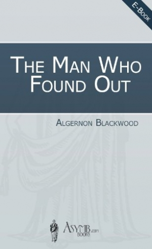 Download The Man Who Found Out free book as epub format