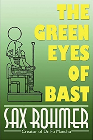 Download The Green Eyes of Bast free book as epub format