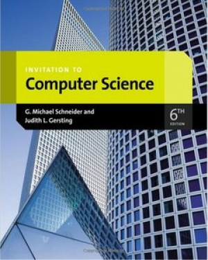 Download Invitation to Computer Science, 6th edition free book as pdf format