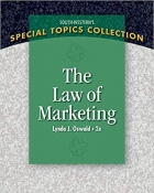 The Law of Marketing (Special Topics Collection)