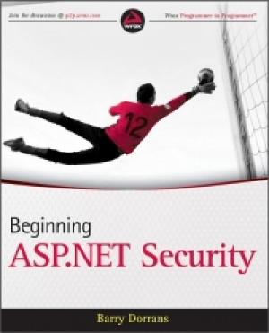 Download Beginning ASP.NET Security free book as pdf format