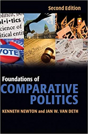 Download Foundations of Comparative Politics (Cambridge Textbooks in Comparative Politics) free book as pdf format