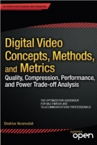 Book Digital Video Concepts, Methods, and Metrics free