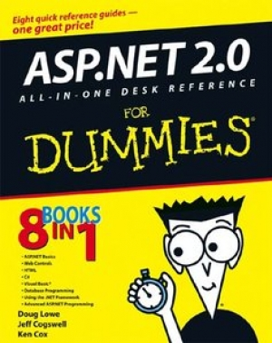 Download ASP.NET 2.0 All-in-One Desk Reference For Dummies free book as pdf format