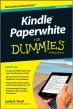 Book Kindle Paperwhite For Dummies, 2nd Edition free