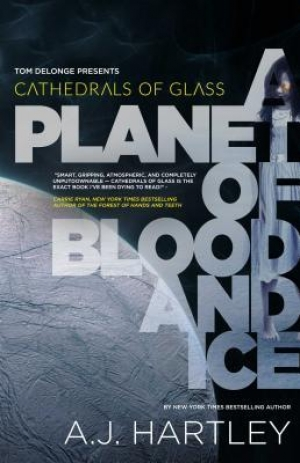 Download Cathedrals of Glass: A Planet of Blood and Ice free book as epub format